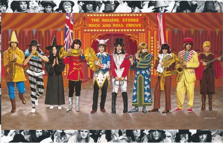 The Rolling Stones: Rock And Roll Circus (1996) [2019, 4-Disc Box Set]