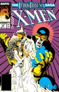 Classic X-Men 038 1989 Digital Shadowcat
