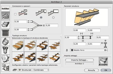Cigraph ArchiStair v1.18 For Archicad 12