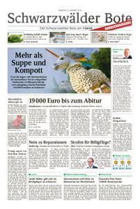 Schwarzwälder Bote Sulz - 31. August 2019