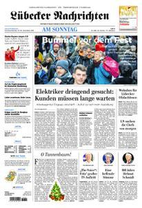 Lübecker Nachrichten Ostholstein Süd - 23. Dezember 2018