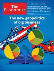 The Economist Continental Europe Edition - June 05, 2021