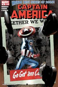 Captain America V5 015 2006