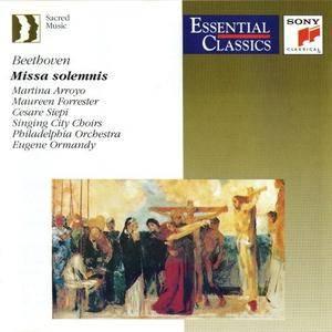 Philadelphia Orchestra, Eugene Ormandy - Beethoven: Missa Solemnis (1994) (Repost)