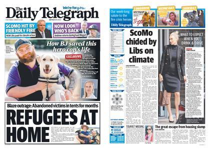 The Daily Telegraph (Sydney) – January 20, 2020