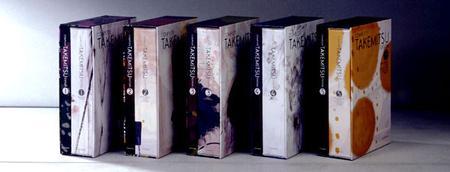 Toru Takemitsu - Complete Takemitsu Edition (2002) {Shogakukan STZ 1~58, 5 Volumes}