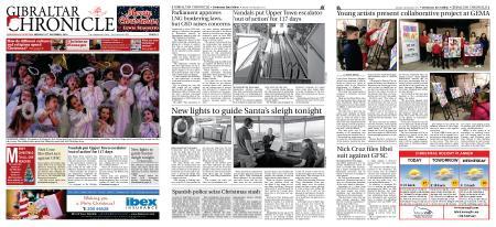 Gibraltar Chronicle – 24 December 2018