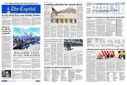 The Capital – June 30, 2020