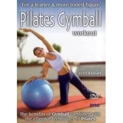 Pilates Gymball Workout