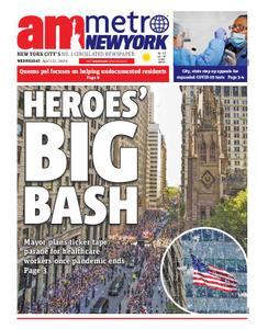 AM New York - April 22, 2020