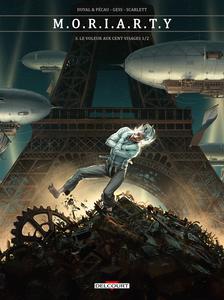 Moriarty - Tome 3 - Le Voleur aux Cent Visages