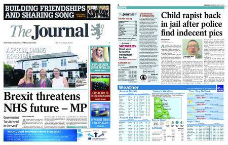 The Journal – August 22, 2018