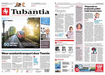 Tubantia - Hengelo – 31 oktober 2019
