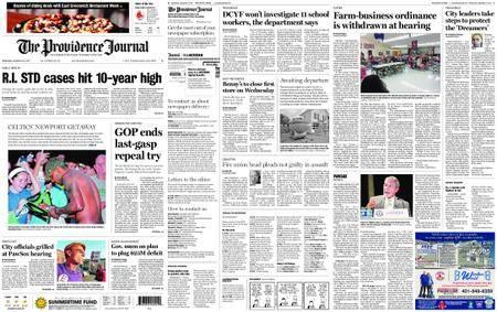 The Providence Journal – September 27, 2017