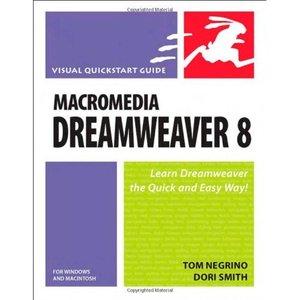 Macromedia Dreamweaver 8 for Windows and Macintosh[Repost]