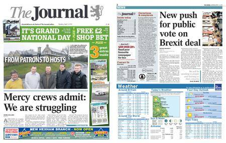 The Journal – April 14, 2018