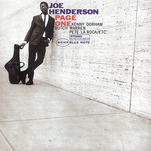Joe Henderson - Page One (1963) [APO Remaster 2009] PS3 ISO + Hi-Res FLAC