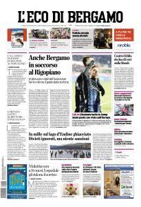 L'Eco di Bergamo - 23 Gennaio 2017