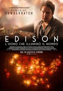 Edison - L'Uomo Che Illuminò Il Mondo / The Current War (2017)