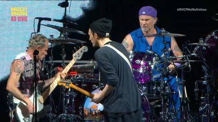Red Hot Chili Peppers - Lollapalooza Brazil (2018) [HDTV, 1080i]