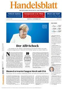 Handelsblatt - 03. September 2019