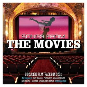VA – Songs From The Movies (3CD, 2019)