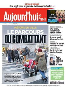 Aujourd'hui en France - 22 Janvier 2020
