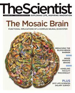 The Scientist - November 2017