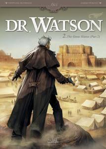Dr Watson T2 The Great Hiatus Part 2 2017 Sosich