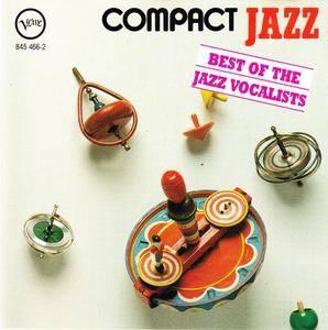 VA - Compact Jazz: Best of the Jazz Vocalists (1992)