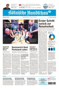 Kölnische Rundschau Wipperfürth/Lindlar – 14. Mai 2020