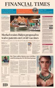 Financial Times Europe - May 7, 2021