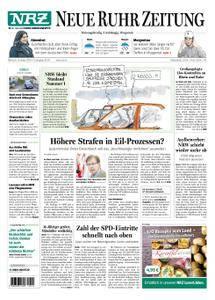 NRZ Neue Ruhr Zeitung Essen-Postausgabe - 24. Januar 2018