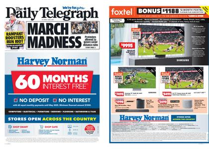 The Daily Telegraph (Sydney) – June 05, 2020