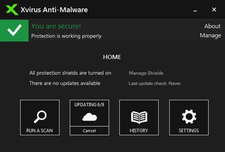 Xvirus Anti-Malware Pro 7.0.5 Multilingual