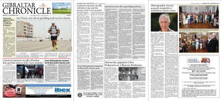 Gibraltar Chronicle – 23 September 2019