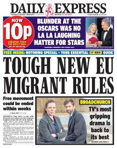 Daily Express - 28 February 2017