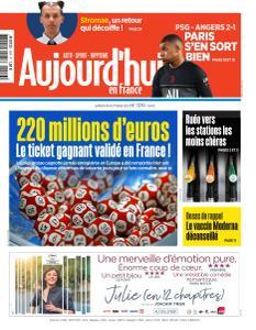 Aujourd'hui en France - 16 Octobre 2021