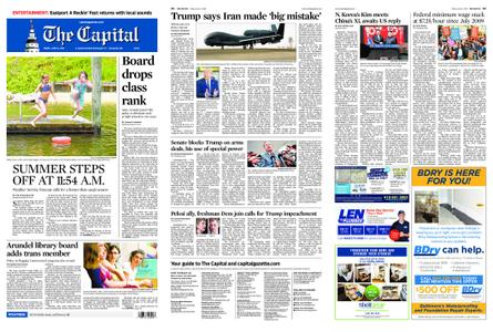 The Capital – June 21, 2019