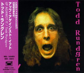 Todd Rundgren - Up Against It (1997) {Japan 1st Press}