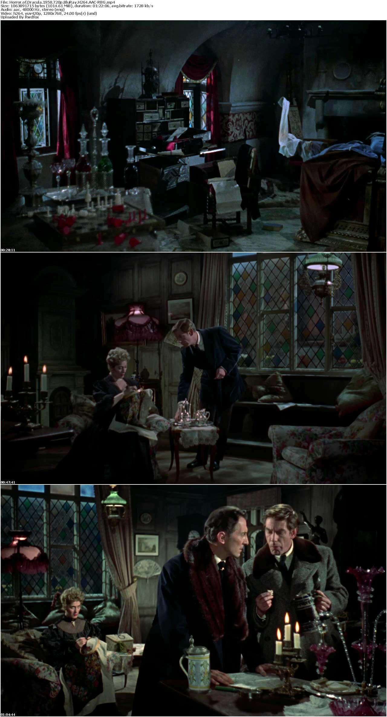 Horror of Dracula (1958) / AvaxHome