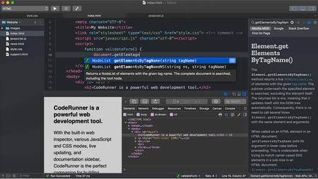 CodeRunner 3.1 macOS