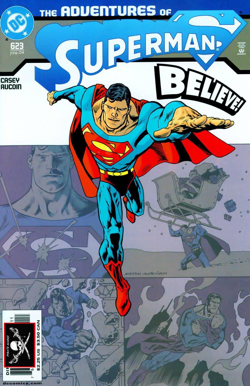 Adventures of Superman 623