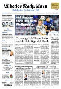 Lübecker Nachrichten Ostholstein Süd - 07. September 2018