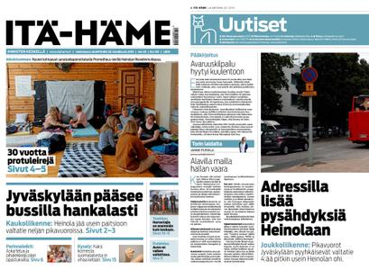 Itä-Häme – 20.07.2019