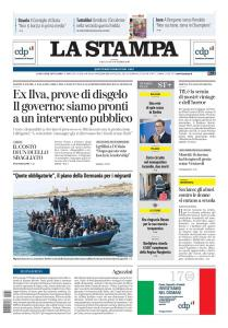 La Stampa Imperia e Sanremo - 23 Novembre 2019