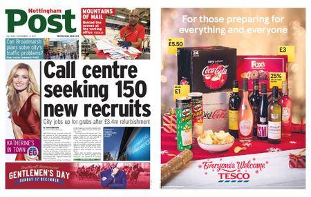 Nottingham Post – December 15, 2017
