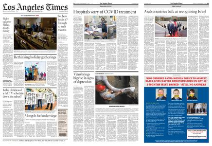 Los Angeles Times – September 04, 2020