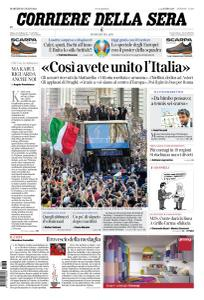 Corriere della Sera - 13 Luglio 2021