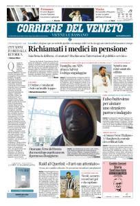 Corriere del Veneto Vicenza e Bassano - 27 Marzo 2019